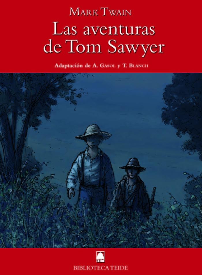 Aventuras de tom sawyer,las 48 bib.teide
