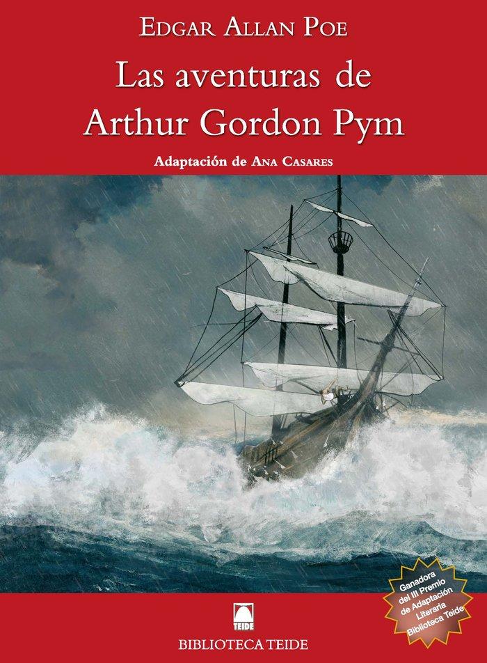 Aventuras de arthur gordon,las 75 bib.teide       teilen0sd
