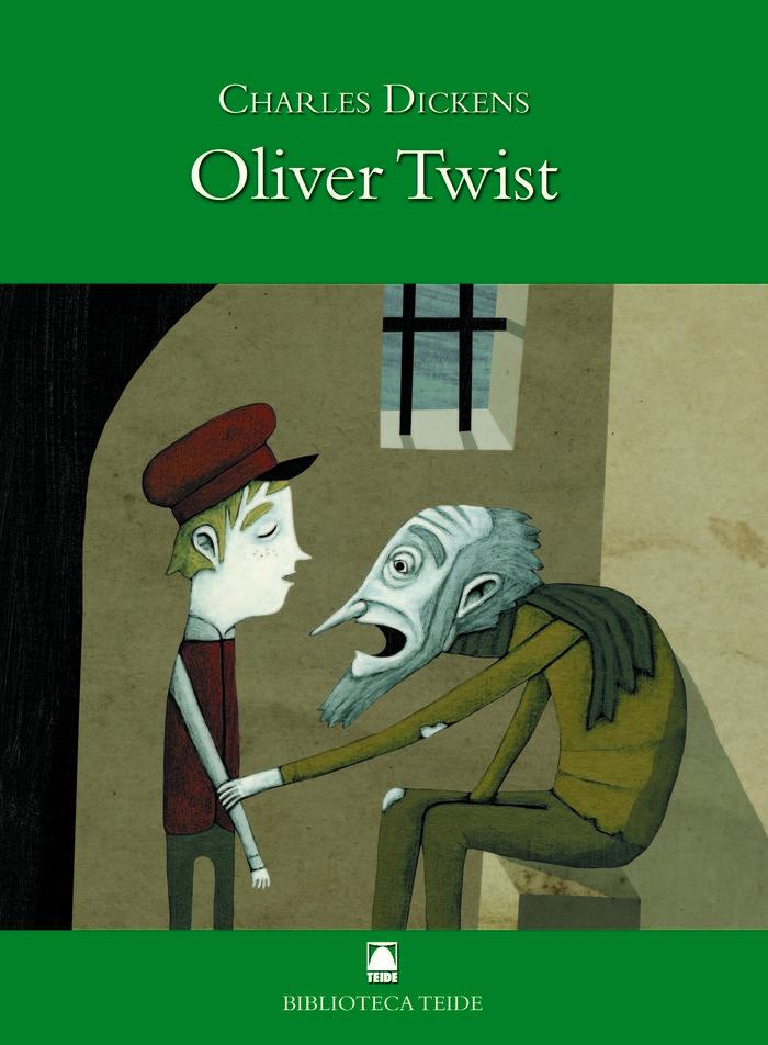 Oliver twist 32 bib.teide