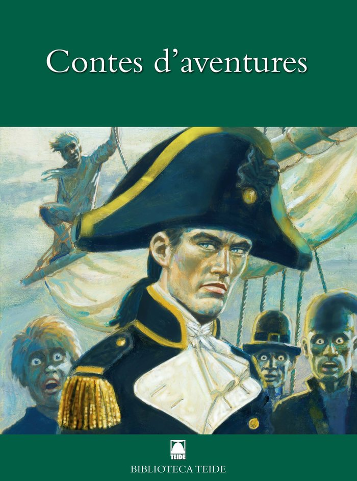 Contes d'aventures 37 bib.teide