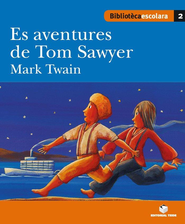 Tom sawyer biblioteca escolar llengua aranesa