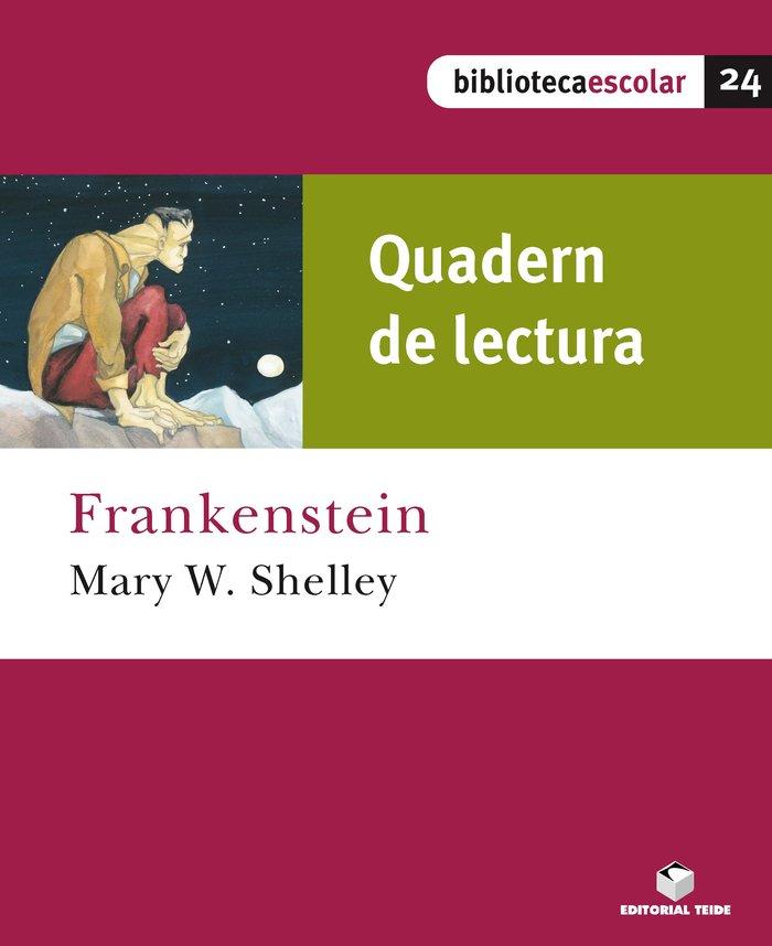 Quad.lectura frankenstein 19 bib.escolar