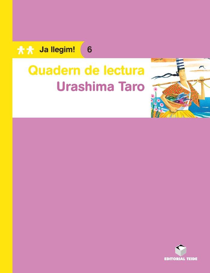 Quad.lectura urashima taro 6 ja llegim