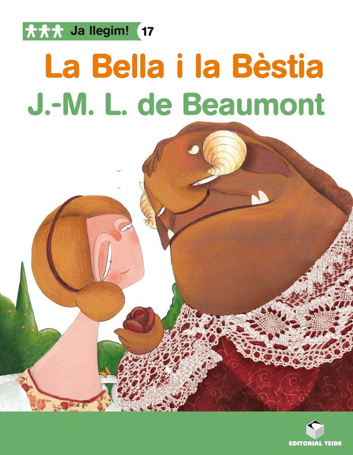 La bella i la bestia 17 ja llegim