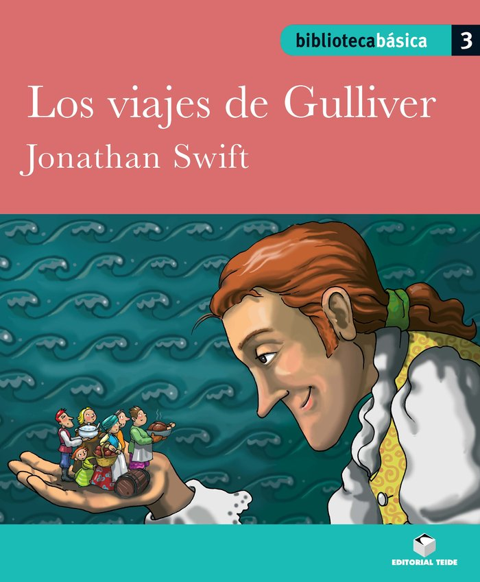 Viajes de gulliver,los 3 bib.basica