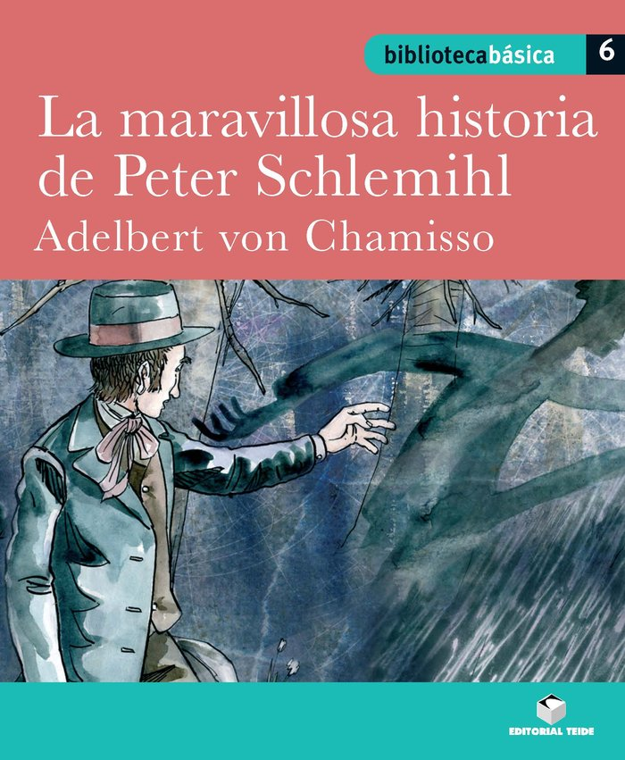 Maravillosa historia peter schelemich 6 bib.basica