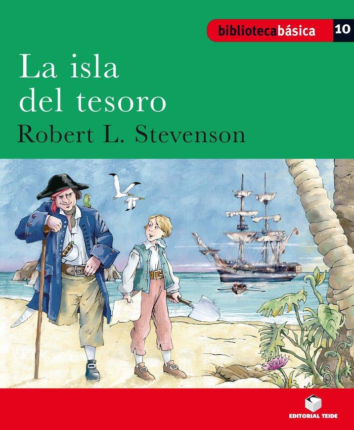Isla del tesoro,la 10 bib.basica