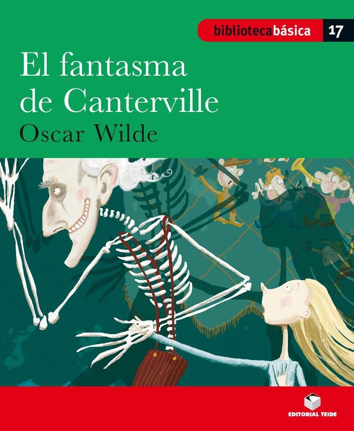 Fantasma de canterville,el 17 bib.basica