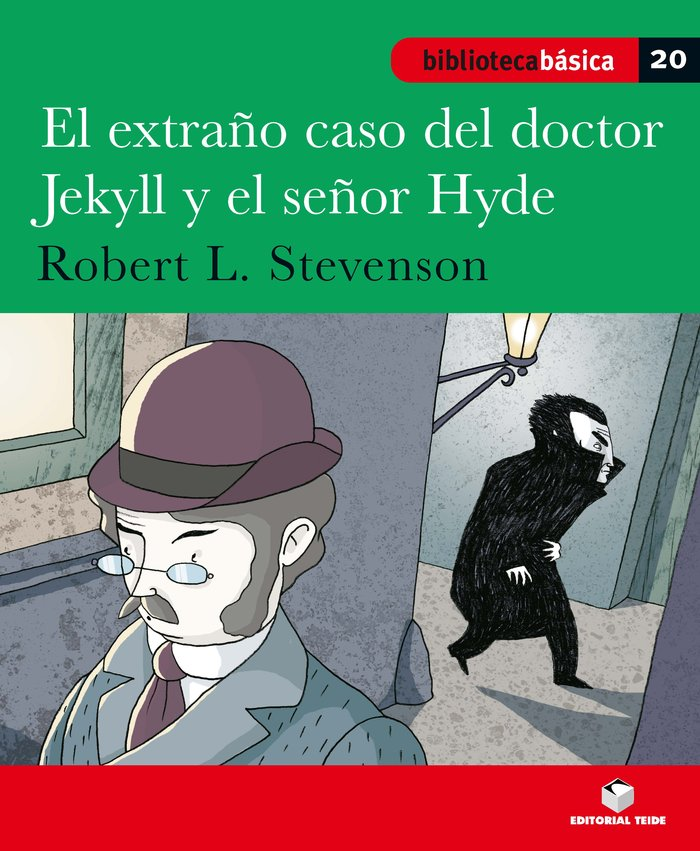 Extraño caso del dr jekyll y sr hyde 20 bib.basica