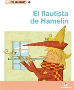Flautista de hamelin,el 10 ya leemos