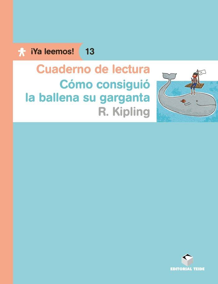 C.lectura como consiguio ballena garganta 13 ya leemos