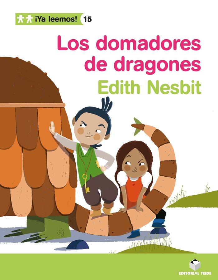 Domadores de dragones,los 15 ya leemos