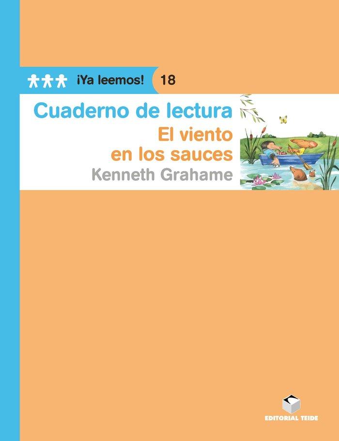C.lectura el viento en los sauces 18 ya leemos