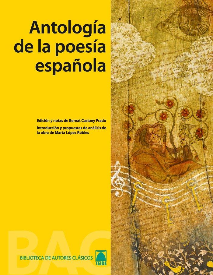 Antologia de la poesia española 1 bib.autores clasicos