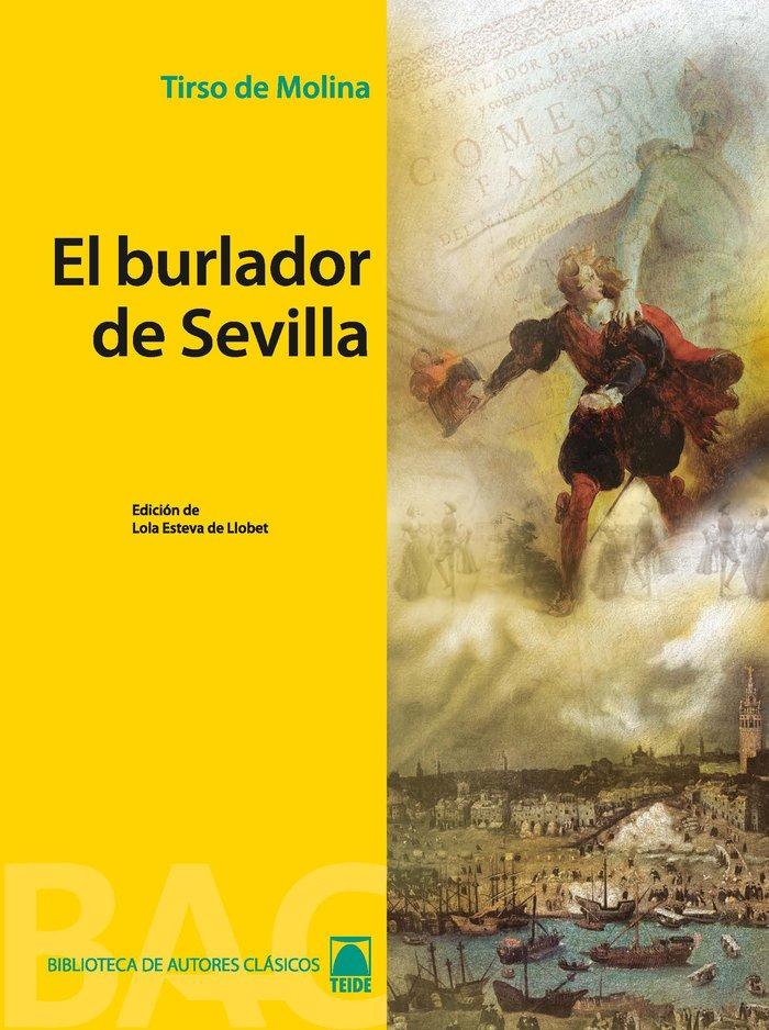 Burlador de sevilla,el 2 bib.autores clasicos