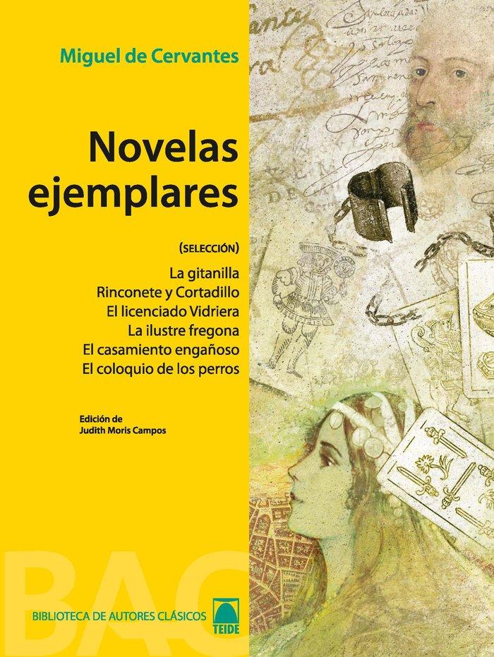 Novelas ejemplares 8 bib.autores clasicos