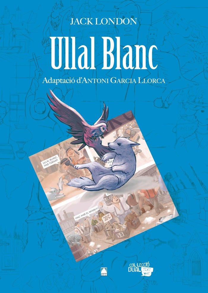 Ullal blanc 1 adaptacio comics dual
