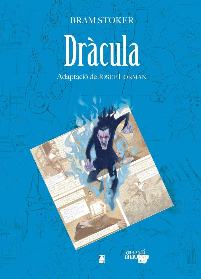 Dracula 2 adaptacio comics dual