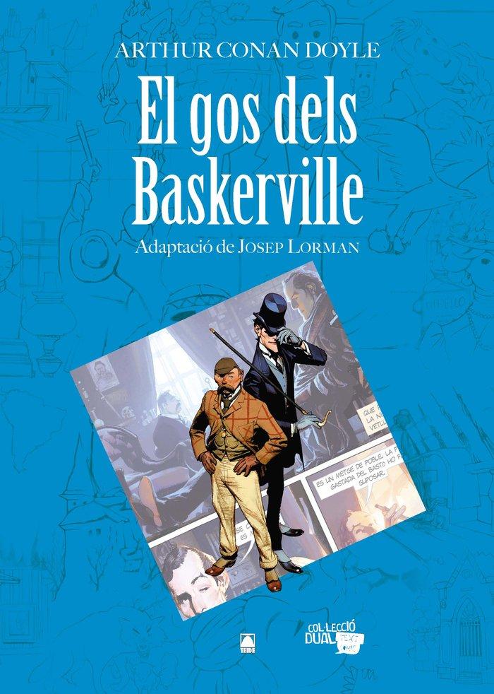 Gos dels baskerville,el 6 adaptacio comics dual