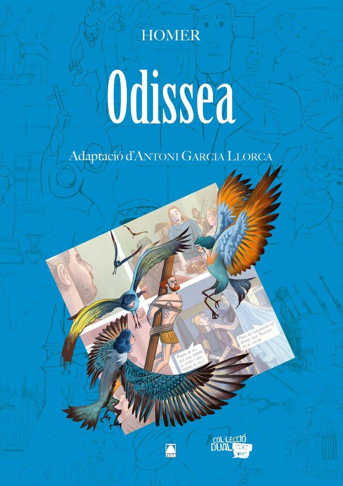 Odissea 5 adaptacio comics dual