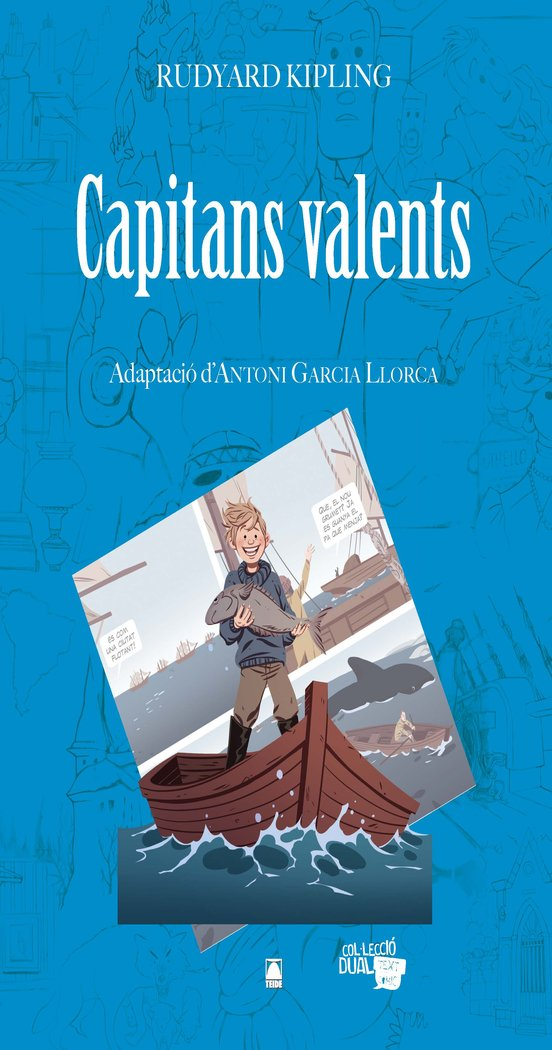 Capitans intrepids 12 adaptacio comics dual