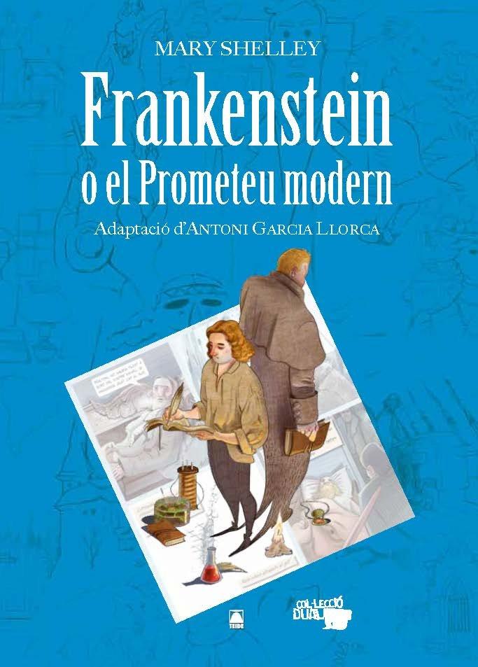 Frankenstein 11 adaptacio comics dual