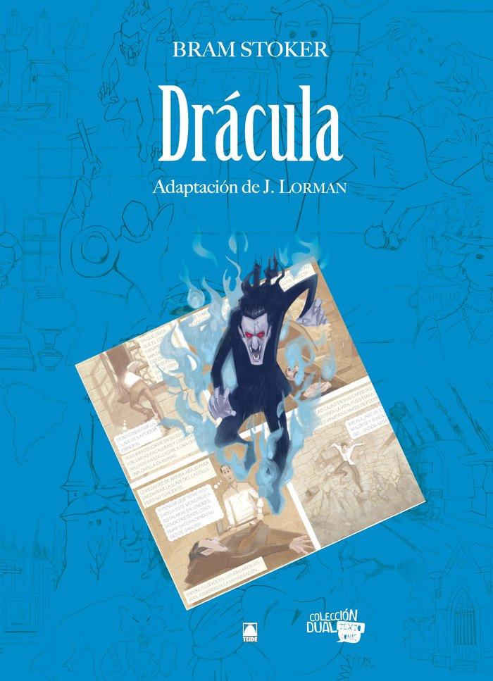 Dracula 2 adaptacion comics dual