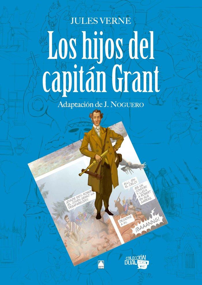 Hijos del capitan grant 3 adaptacion comics dual