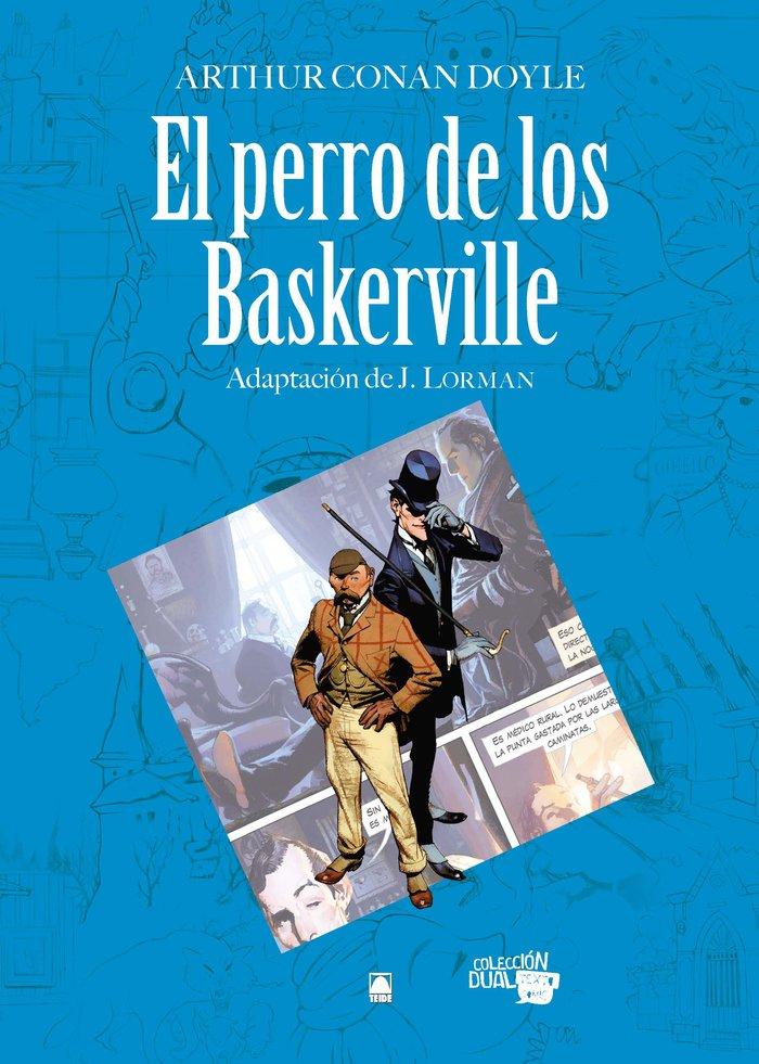 Perro de los baskerville,el 6 adaptacion comics dual