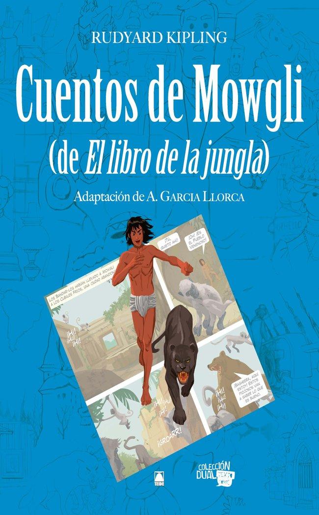 Cuentos de mowgli 7 adaptacion comics dual
