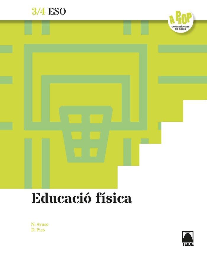 Educacio fisica 2ºciclo eso cataluña 20 a prop