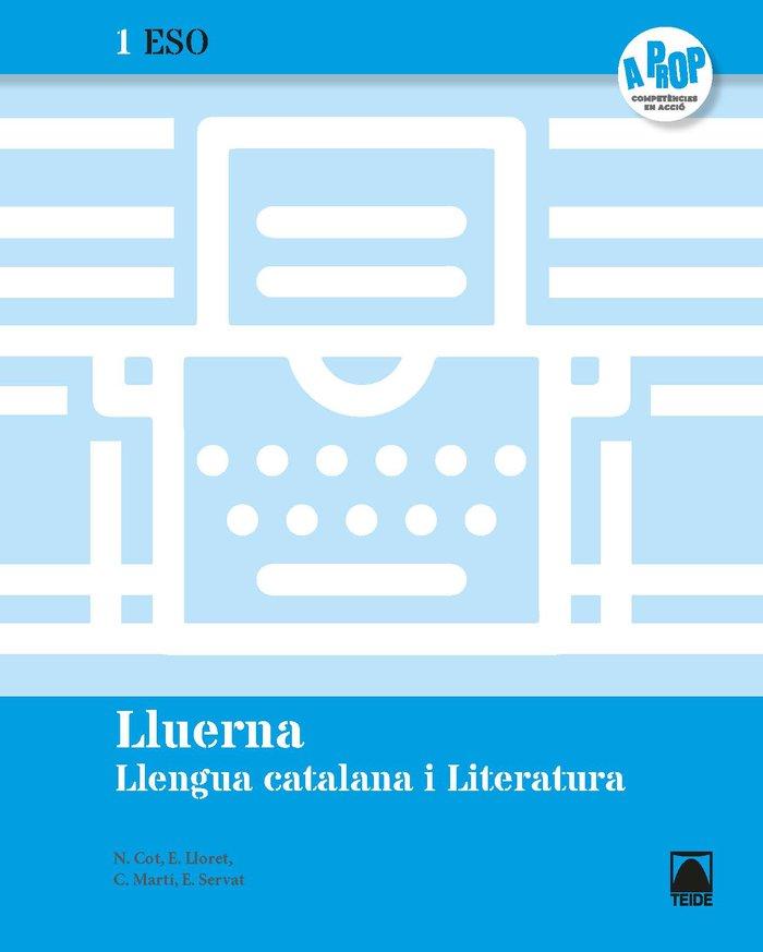 Llengua literatura lluerna 1ºeso cataluña 20 aprop