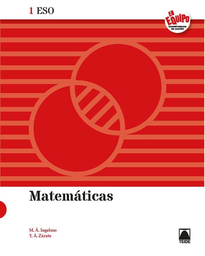 Matematicas 1ºeso 20 en equipo