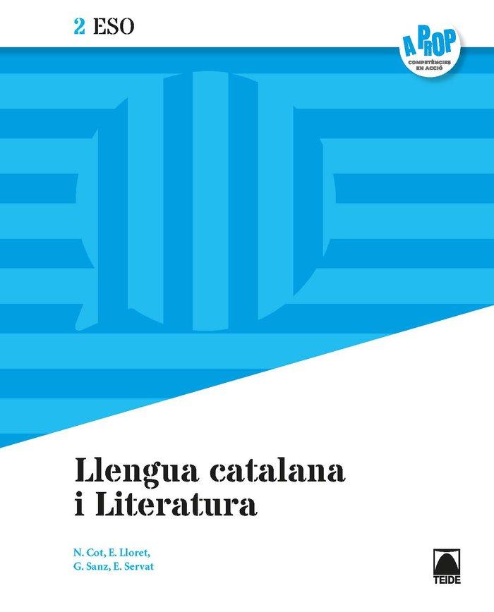 Llengua catalana 2ºeso cataluña 20 a prop