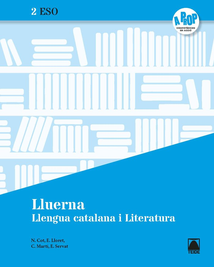 Llengua catalana 2ºeso cataluña 21 lluerna