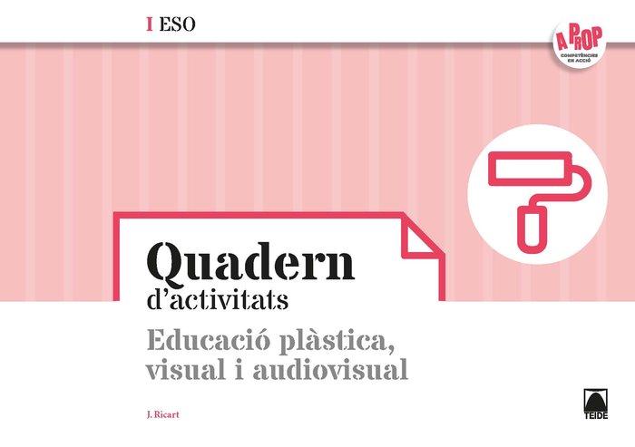 Bloc educacio visual plastica i eso 20 cataluña a