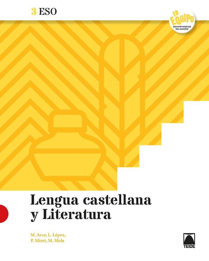 Lengua literatura 3ºeso 21 en equipo