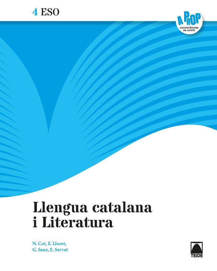 Llengua literatura 4ºeso cataluña 21 a prop