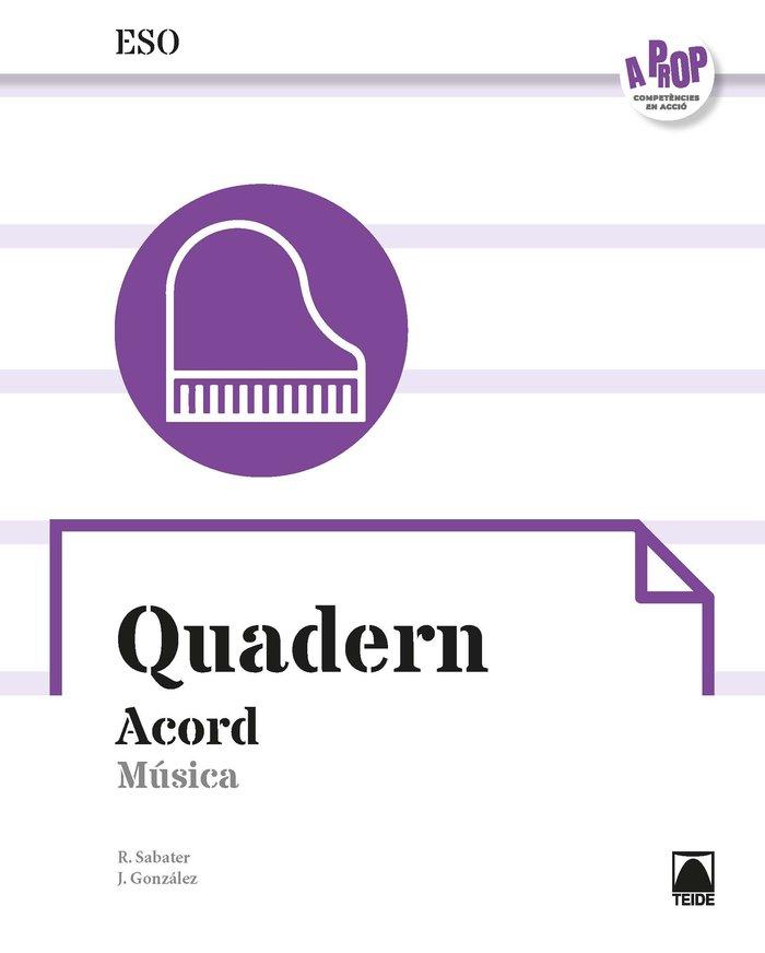 Quadern musica acord 4ºeso cataluña 21 a prop