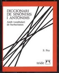Diccionari de sinonims i antonims (ed. econ)