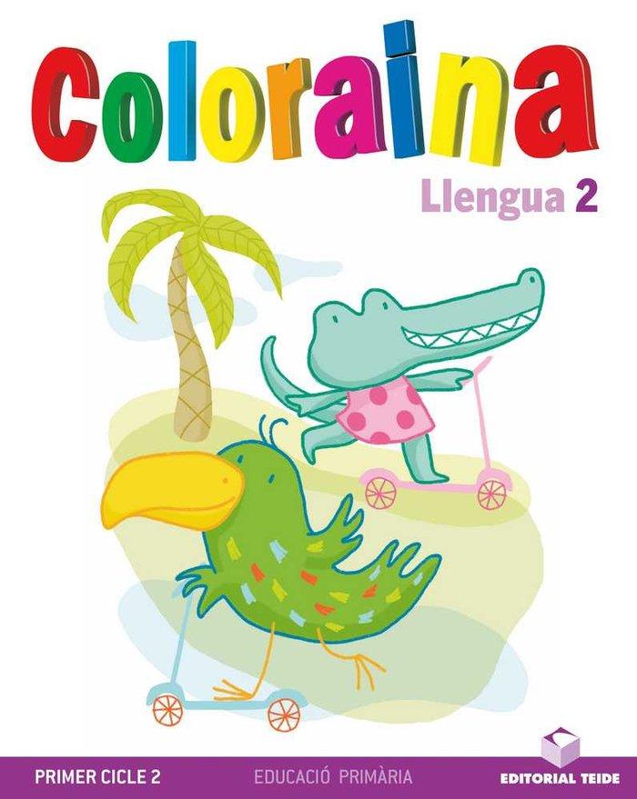 Llengua 2ºep valencia 11 coloraina