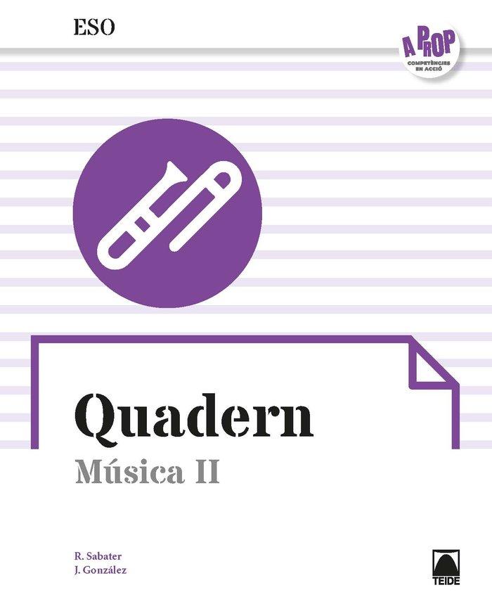 Quadern musica ii eso cataluña 19 a prop