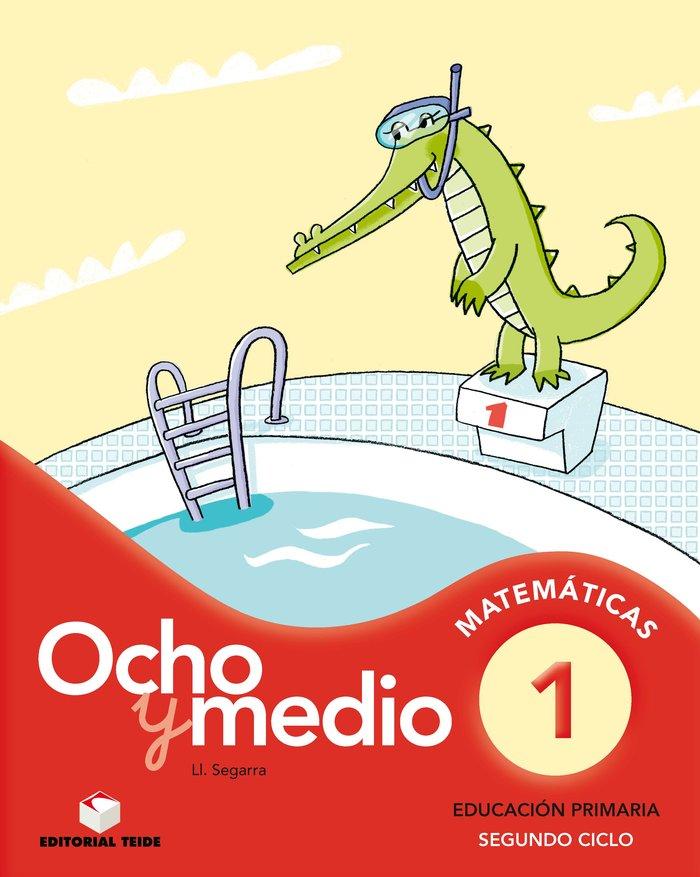 Cuaderno matematicas 1 ocho y medio 11