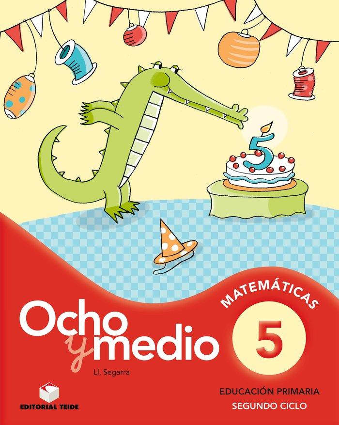 Cuaderno matematicas 5 ocho y medio 11