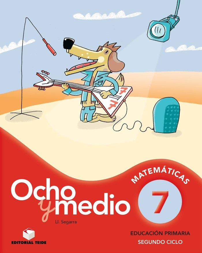 Cuaderno matematicas 7 ocho y medio 11