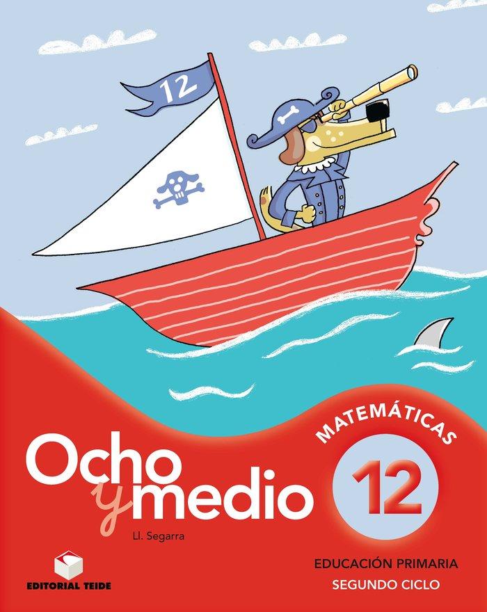Cuaderno matematicas 12 ocho y medio 11