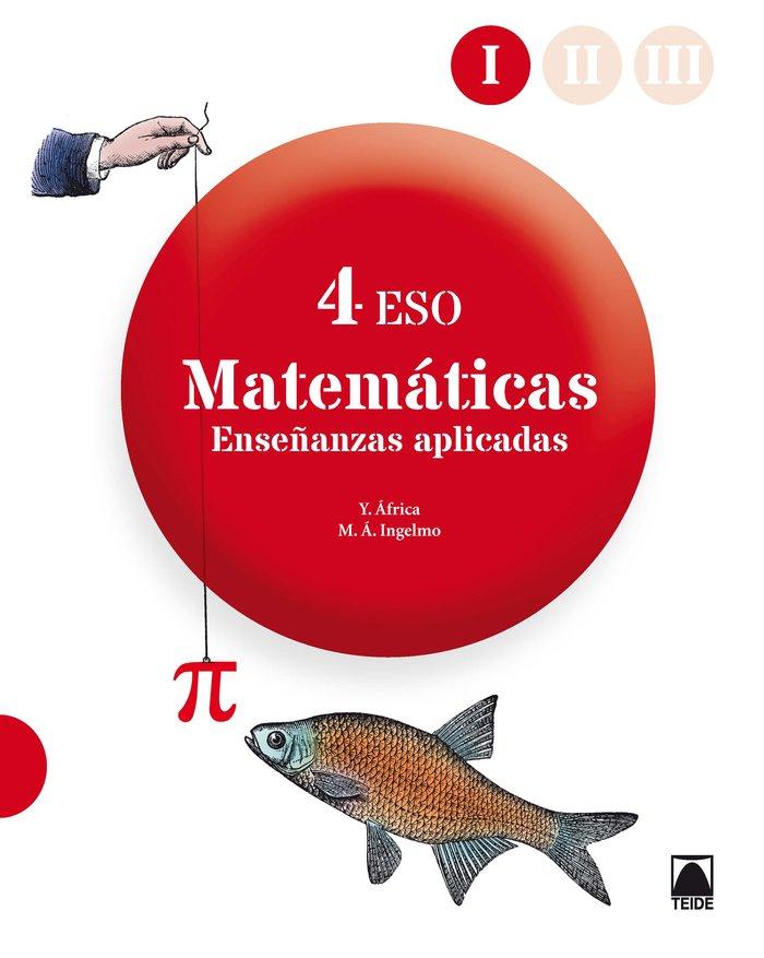 Matematicas aplicadas 4ºeso trimestres 18