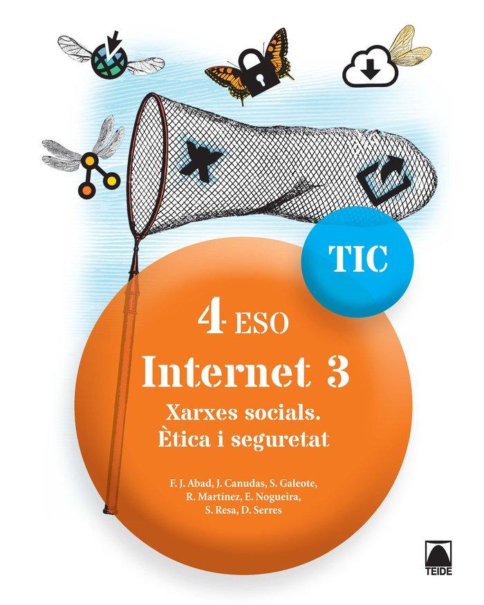 Internet 3 4ºeso cataluña 16 tic