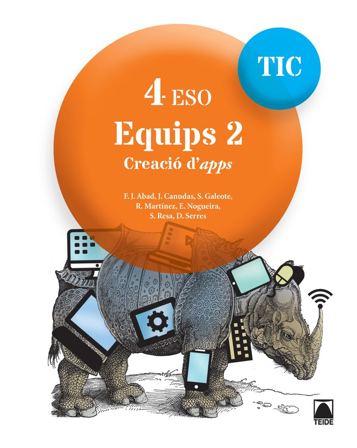 Tic 4 eso equips 2 creacio d'apps
