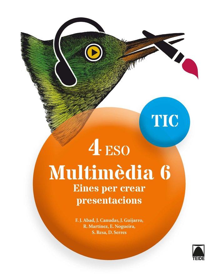 Multimedia 6 4ºeso cataluña 19 tic